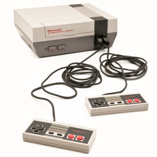 These 8 Nintendo NES Games Are Your Childhood in a Nutshell