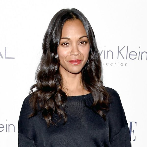 Zoe Saldana Reveals Her Autoimmune Disease and the Internet Has OPINIONS