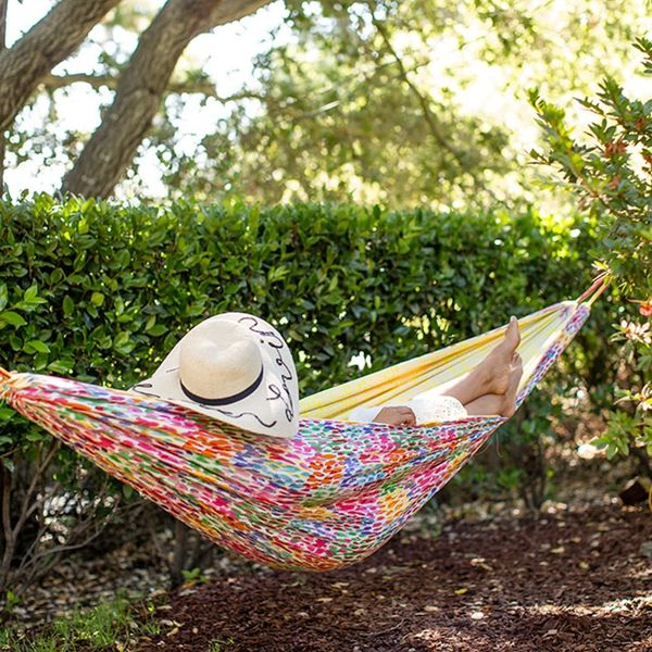 Make This DIY Summertime Hammock for National Hammock Day