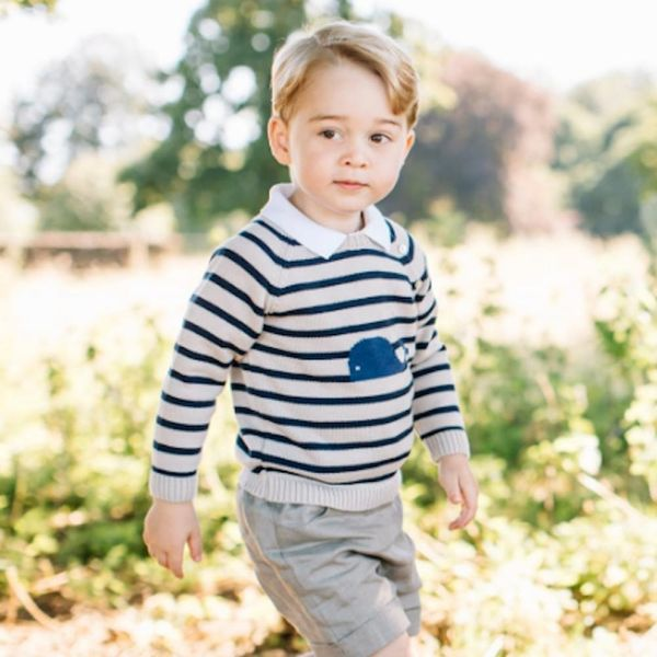 Morning Buzz! You Won't Believe How Grown Up Prince George Is in His 3rd Birthday Pics + More