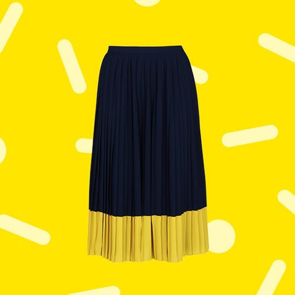 3 Fail-Proof Ways to Wear a Pleated Skirt