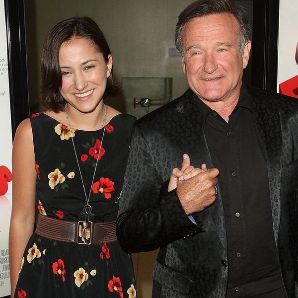 Zelda Williams Just Posted the Sweetest Tribute to Her Dad on His Birthday