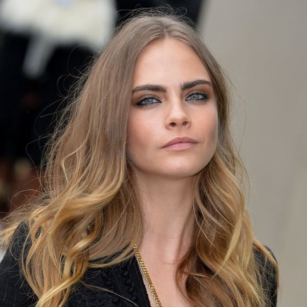 Cara Delevingne Is the Latest Celeb to Chop Off Her Hair