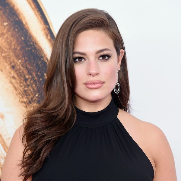 Ashley Graham Just Got Body Shamed for a Totally Unexpected Reason