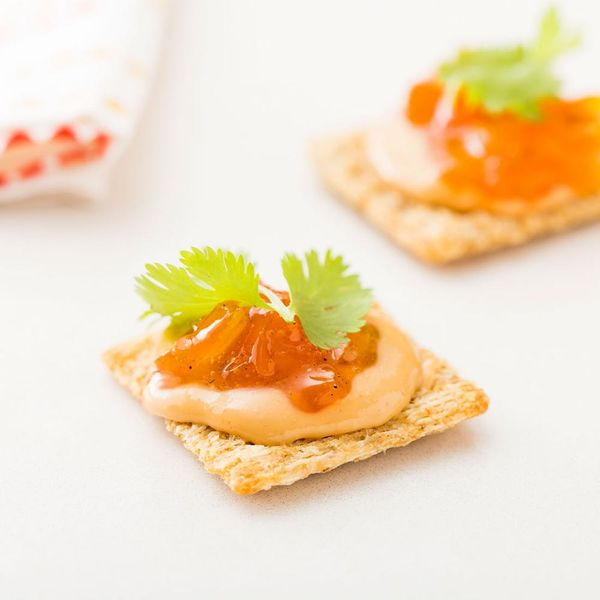 This Appetizer Is the PERFECT Combo of Sweet, Tangy and Nutty