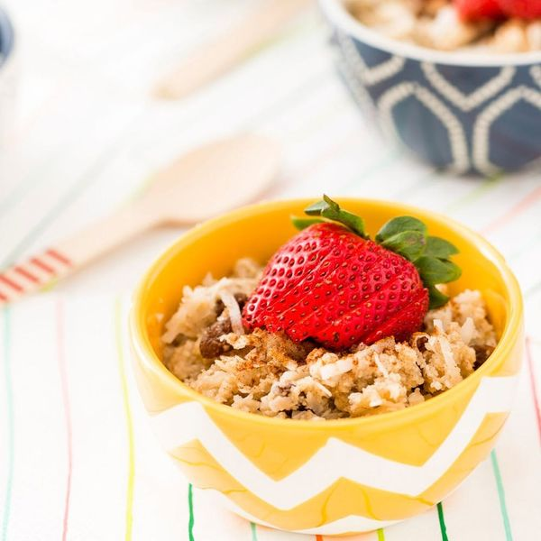 We Tried It: How to Make Cauliflower Rice Pudding
