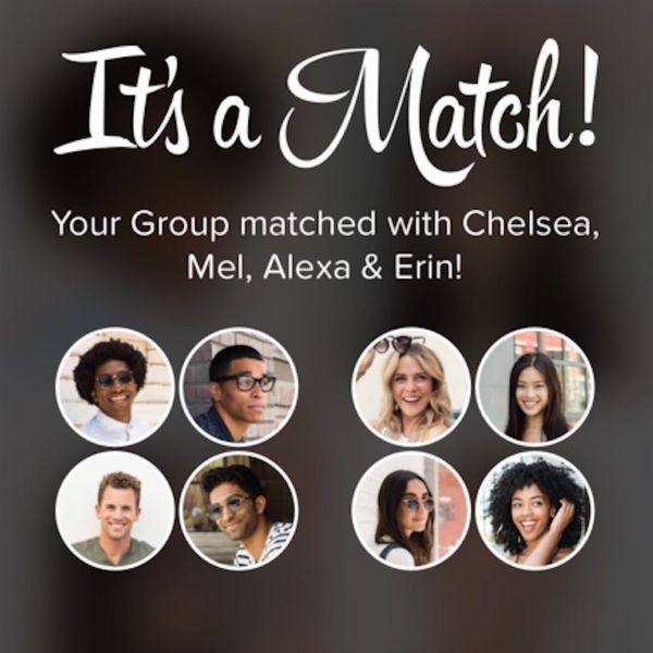 """Tinder Social"" Is a New Feature That's Totally Changing the Game"