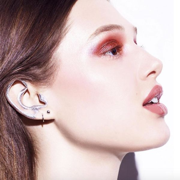 Ear Art Makeup: The Trend You Need to Know RN