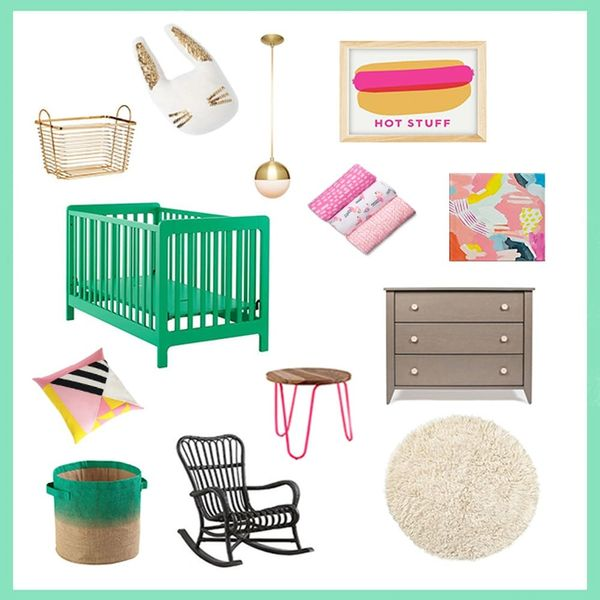 3 Chic and Sensible Ways to Decorate Your Baby's Nursery