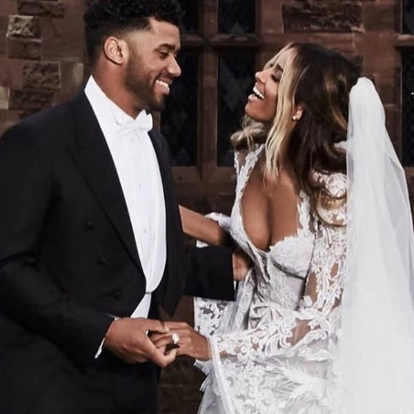 Check Out the Stunning Pics from This Summer's Celeb Weddings