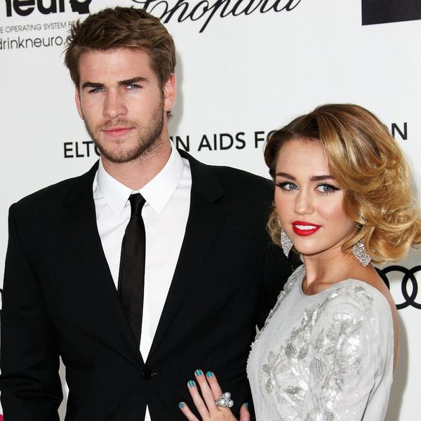 Liam Hemsworth Posts First Instagram Pic of Miley Since Getting Re-Engaged