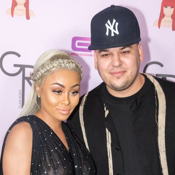 Rob Kardashian and Blac Chyna Have Revealed the Sex of Their Baby