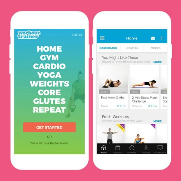 13 Free Workout Apps to Download for Summer Fitspiration