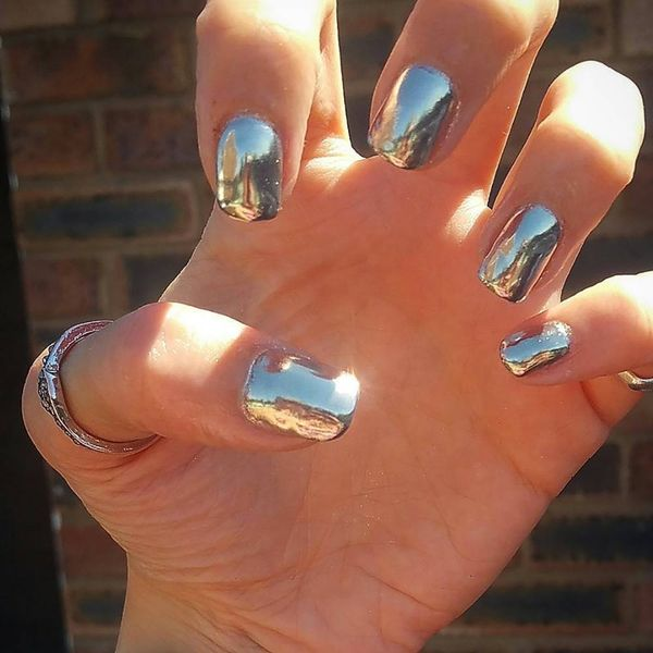Mirror Nails Are the Shiniest New Manicure Trend You Need to Try