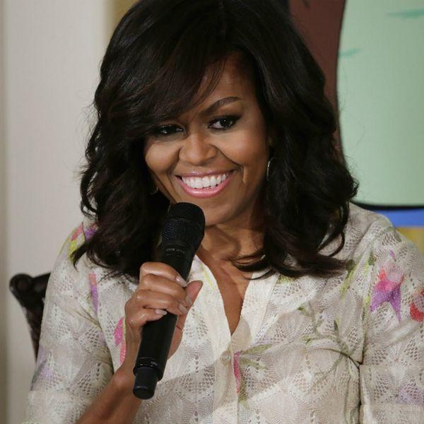 Michelle Obama Dancing to Beyoncé in Carpool Karaoke Is Something to Behold