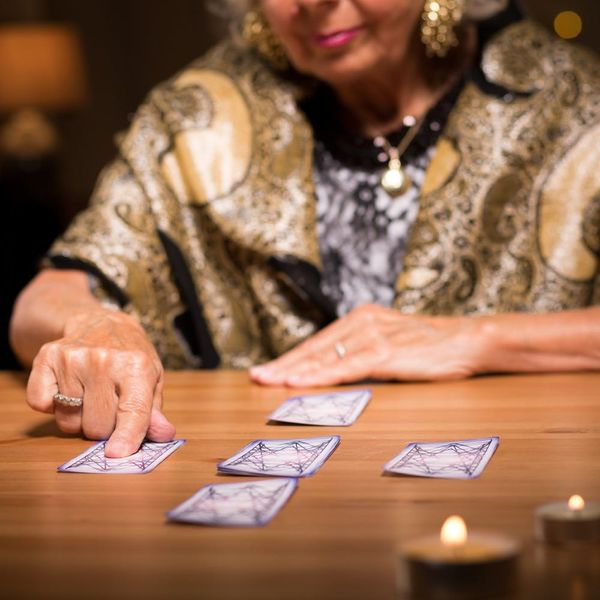 I Got My Tarot Cards Read for the First Time. Here's What Happened