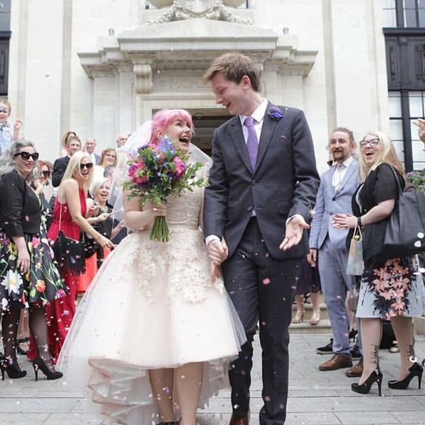 How One Tweet About Pokemon Led to An Adorable Love Story + Wedding