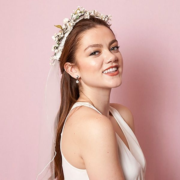 The Ultimate Hair Hack for the Boho Bride