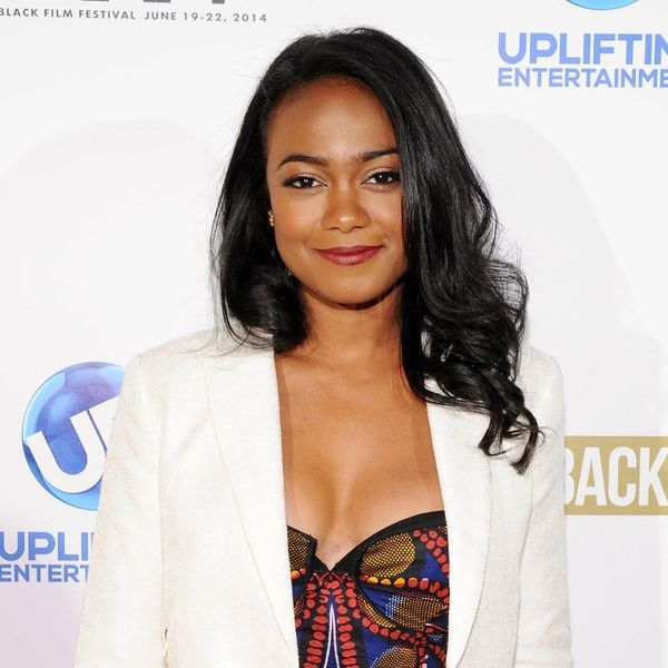 You Have to See Tatyana Ali's Stunning Wedding Gown