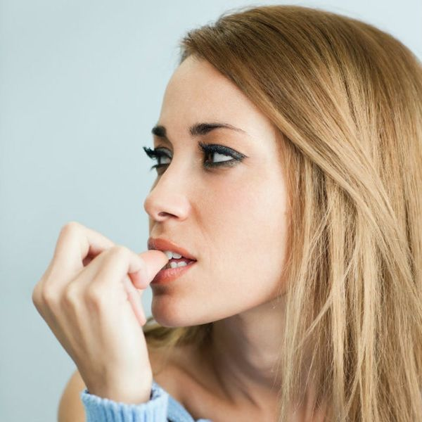 This Is How a Habit Like Nail Biting Forms In Your Brain