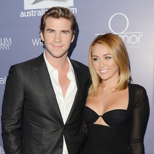 Miley Cyrus' Love-Filled Pic of Liam Hemsworth Is So Swoon-Worthy