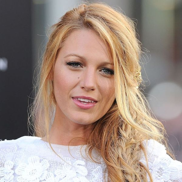 Blake Lively's Totally Unexpected Styling Hack Will Save You on Chilly Evenings