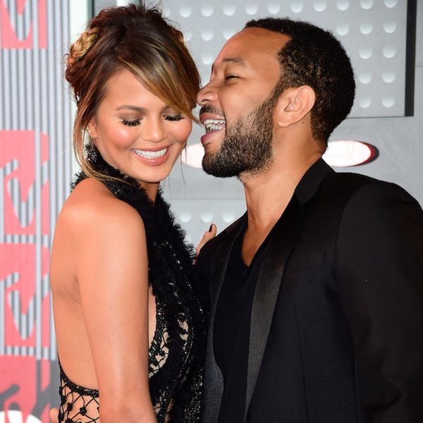 Chrissy Teigen's First Baby Bump Pic Is Adorable — No Matter What the Haters Say