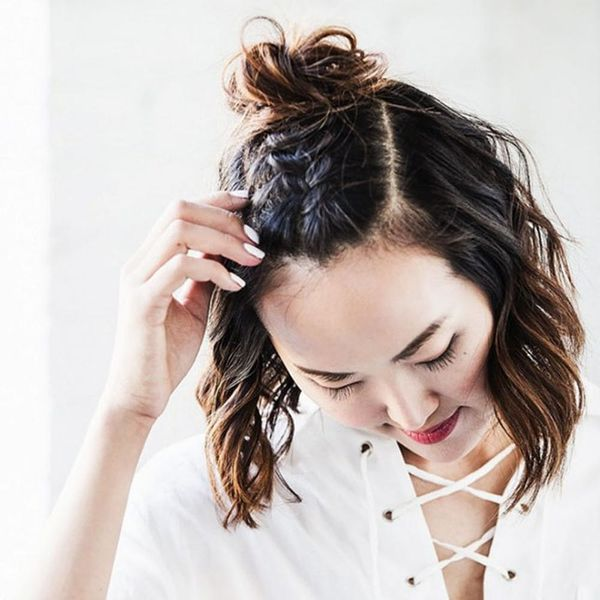 These Sweat-Free Short Hairstyles Are Perfect for Summer