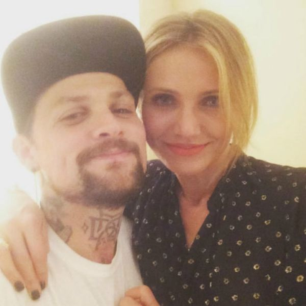 Cameron Diaz Proves She's Benji Madden's Biggest Cheerleader With This Super Sentimental Post