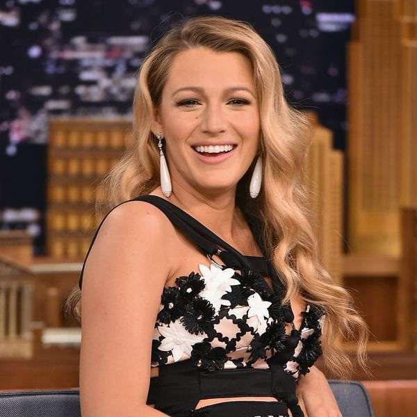 Here's How Blake Lively's Daughter May Have Predicted Her Pregnancy