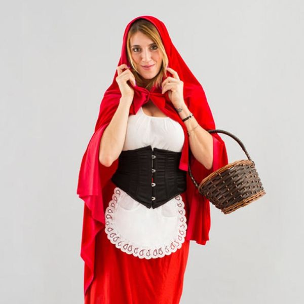 Halloween Hack: Little Red Riding Hood Costume