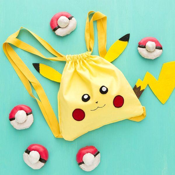2 Easy DIYS to Make Before Your Next Pokémon Go Adventure