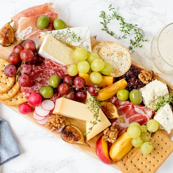 Who Cares About Sharing? This Charcuterie Feast Is for ONE!