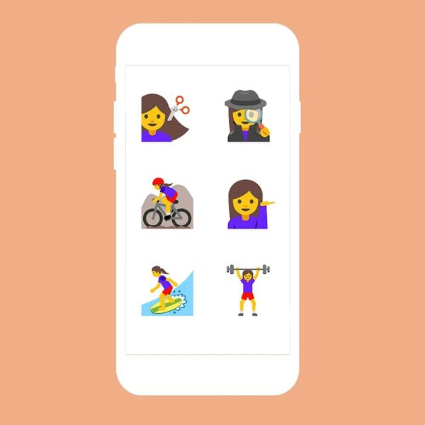 Google's New #GirlBoss Emoji Are Officially Coming Our Way
