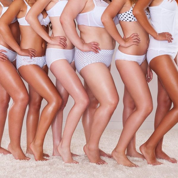 5 Self-Esteem-Boosting Tips for International Nude Day