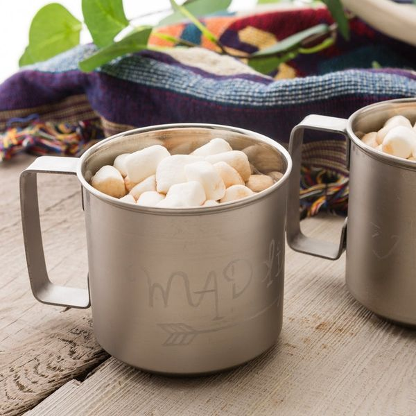 Up Your Camping Gear Game With Engraved Camp Mugs