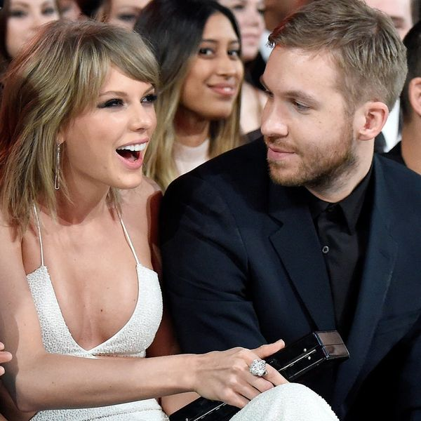 Calvin Harris Just Went OFF on Taylor Swift on Twitter