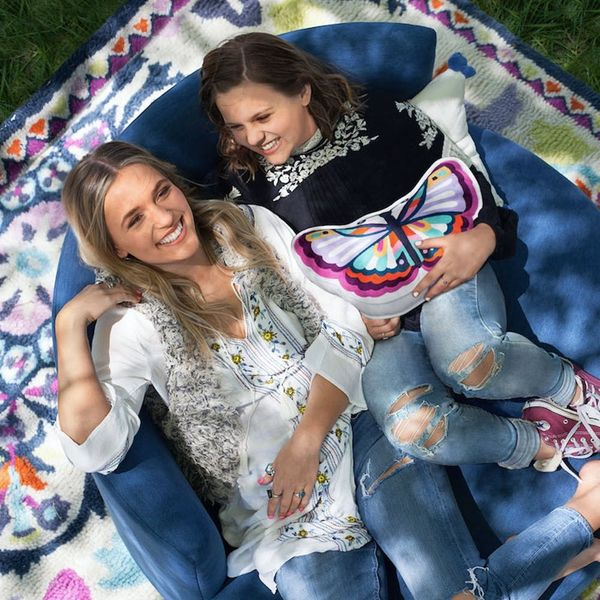 Lennon and Maisy's PB Teen Collab Will Take Your Breath Away