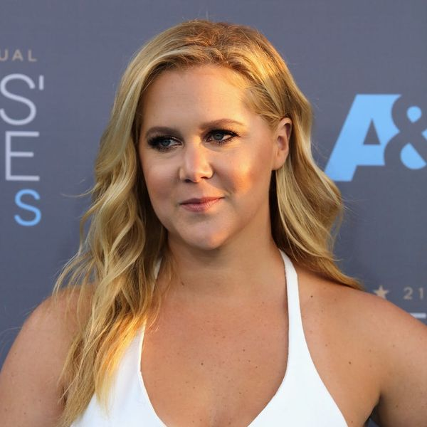Amy Schumer Reveals the Surprising Thing She's Most Afraid Of
