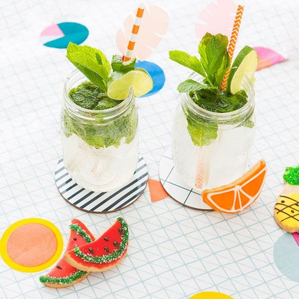 Cheers to Summer + National Mojito Day With This 6-Ingredient La Croix Cocktail