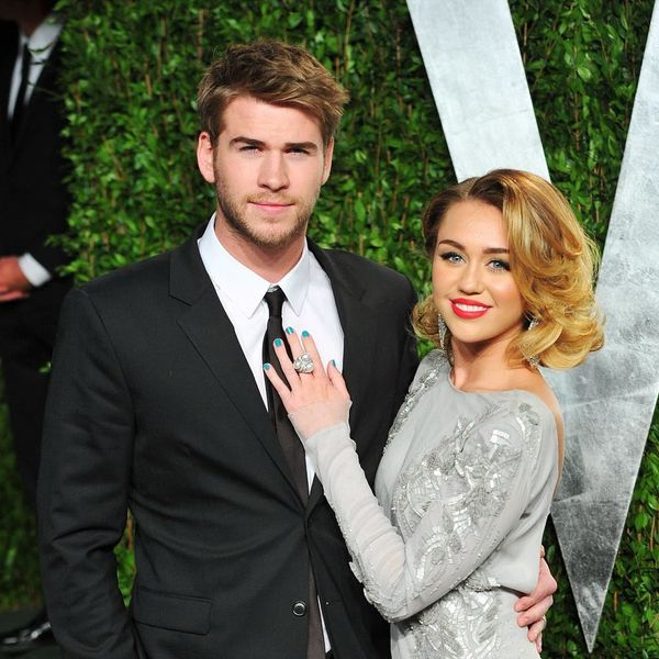 Miley Cyrus' Strange New Tattoo Is All About Liam Hemsworth's Fave Food