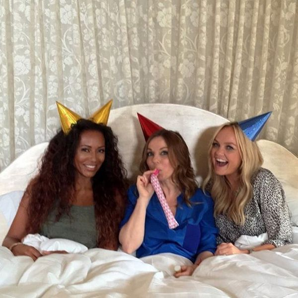 Hold Up, Did the Spice Girls Just Change Their Name?!