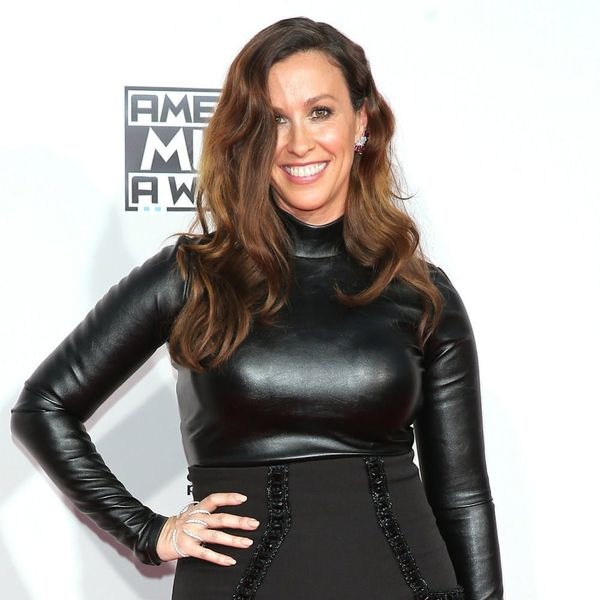 Alanis Morissette Had a Little Girl and Her Name Is Cool AF