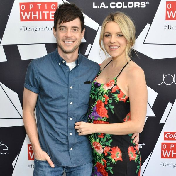 Here's Your First Look at Ali Fedotowsky's Darling Newborn Daughter