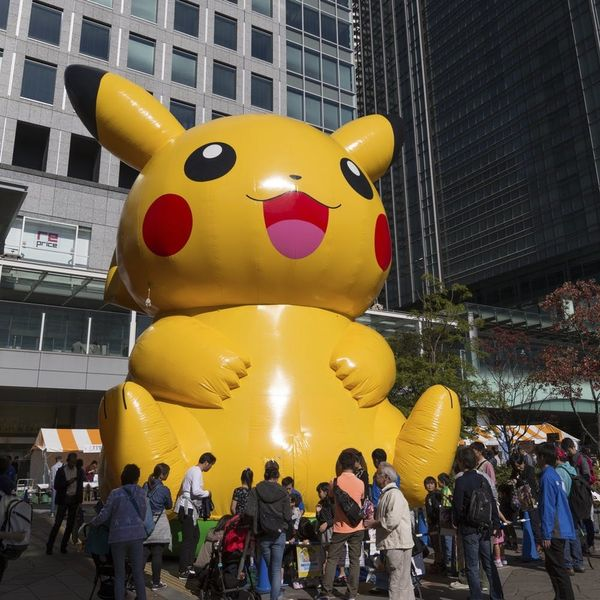 A New Pokemon App Is Taking Over + Everyone Is Freaking Out