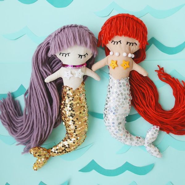 17 Ariel-Approved Ideas for a Mermaid 30th Birthday Party
