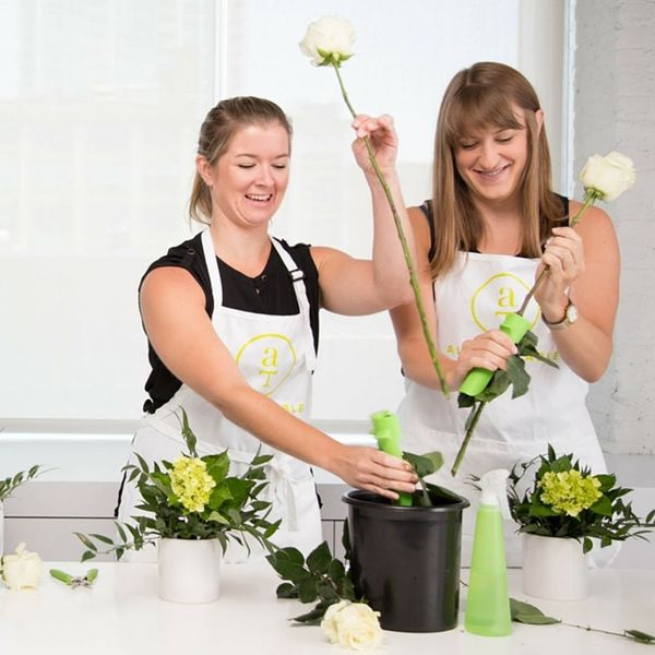 This Flower Arranging Biz Is the Answer to Your #GirlBoss Dreams