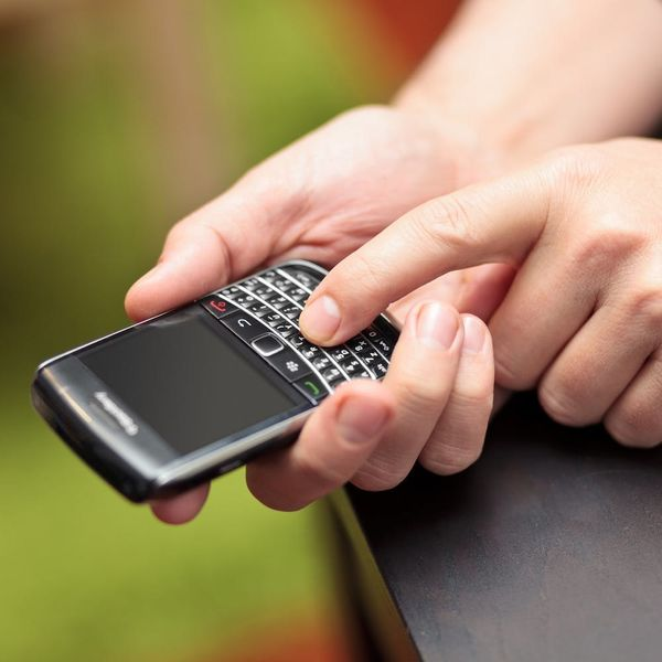 BlackBerry Confirms None of Us Will Ever Use a Keyboard Again