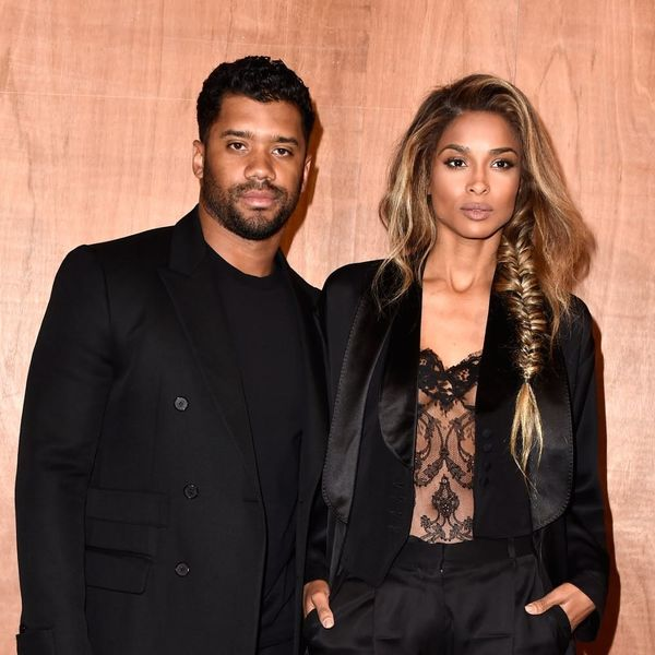 See the First Photo of Ciara and Russell Wilson's Wedding + Her Dreamy Dress