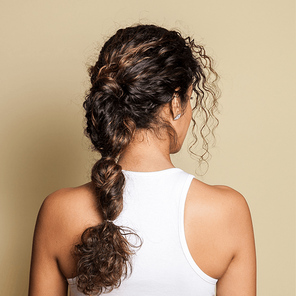 #SquadHairGoals: The Faux Braid for Curly Hair